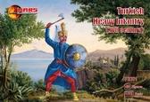 Турецкая тяжелая пехота, XVII век