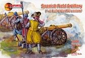 Испанская полевая артиллерия, XVII век