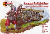 Императорская полевая артиллерия, XVII век