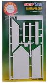 Зажимы для фиксации наждачной бумаги (3 шт в наборе)