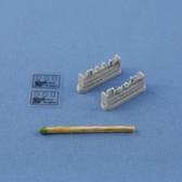 Прицелы ПБП-1Б, 4 шт (смола)