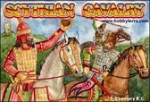 Скифская кавалерия, VII век