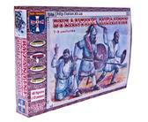 Византийская пехота 7-9 век