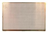 Фототравление: Косая сеть, размер ячейки - 1,6х0,5 мм