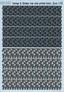 Камуфляжная декаль с немецкой четырехцветной расцветкой Print Scale 005 основная фотография