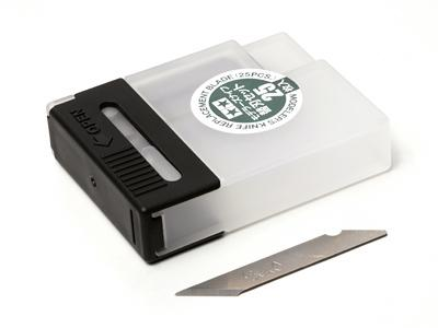 Лезвия 25 штук для модельного ножа. Tamiya 74075