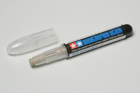 Карандаш для создания объемного эффекта (Светлый грунт) Tamiya 87087