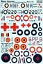 Декаль для самолета Avro Anson Print Scale 72156 основная фотография