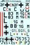 Декаль для самолета Heinkel He 111 Print Scale 72163 основная фотография
