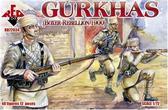 Гуркхи, Ихэтуаньское восстание 1900