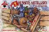 Hussite artillery, XV century