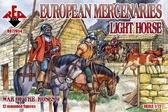Европейские наемники, война Алой и Белой розы 9