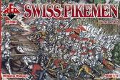 Швейцарские копьеносцы, 16 век
