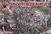 Швейцарские алебардщики, 16 век