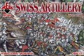 Швейцарская артиллерия 16 век