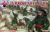 Турецкая артиллерия, 17-й век