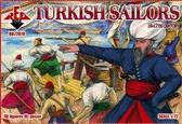 Турецкие моряки, 16-17 века