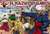 Турецкие моряки в бою, 16-17 века
