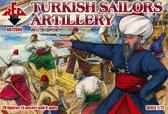 Турецкая морская артиллерия, 16-17 века