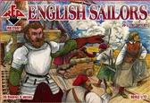 Английские моряки, 16-17 века