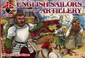 Английская морская артиллерия, 16-17 века