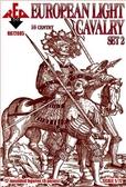 Европейская легкая кавалерия, 16-го века, набор 2