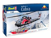 Подарочный набор с вертолетом AH-1F Cobra Flying Bulls