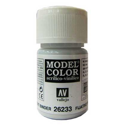Фиксатор для пигментов Pigment Binder, 30 мл Vallejo 26233