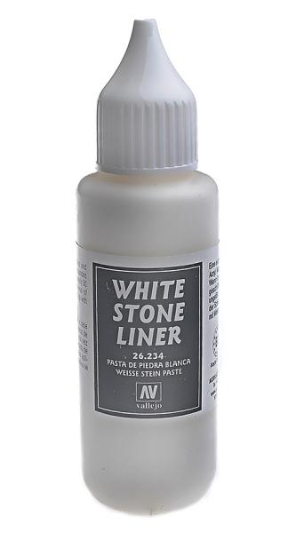 Имитация рельефа, белый камень - 35 мл Vallejo 26234