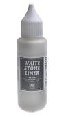 Имитация рельефа, белый камень - 35 мл