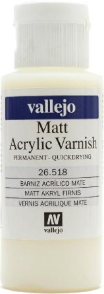 Матовый лак, 60 мл Vallejo 26518
