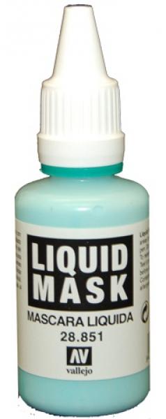 Жидкая маска 851 Vallejo 28851