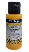 Краска акрил-полиуретановая Premium Color, металлик желтый