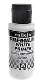 Грунтовка белая Premium Color - 60 мл