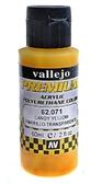 Краска акрил-полиуретановая Premium Color, желтый Candy