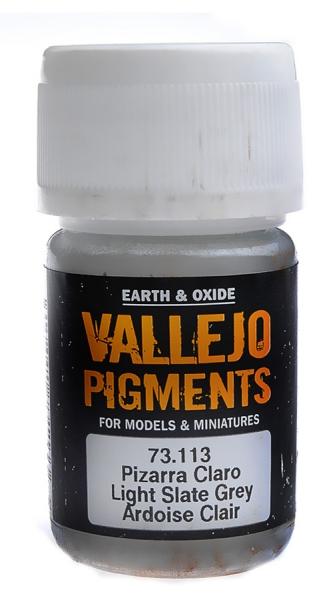 Пигмент художественный (светло-серый) Vallejo 73113