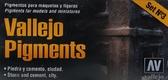 Набор пигментов Stone - cement - city №3, 4 шт