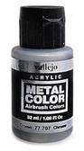 Краска акриловая Metal Color хром, 32 мл