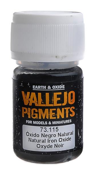 Пигмент художественный (натуральный металл) Vallejo 73115