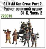 Расчет зенитной пушки 61-K (часть 2)