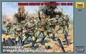 Русская пехота первой мировой войны, 1914-1918