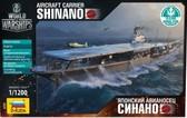 Японский авианосец Синано