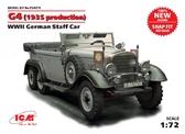 Германский автомобиль G4 (производства 1935 г.), ІІ МВ