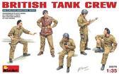Британский танковый экипаж