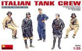Итальянский танковый экипаж