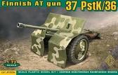 Финская 37 мм противотанковая пушка PstK/36
