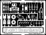 Фототравление 1/48 P-40C (рекомендовано для Academy, HobbyCraft) Eduard 137 основная фотография