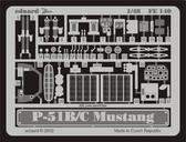 Фототравление 1/48 P-51 Мустанг B/C (рекомендовано для ICM)