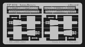 Фототравление 1/35 современные патронные ящики