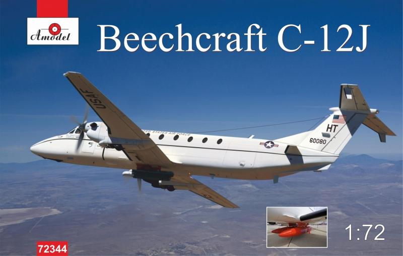 Самолет Beechcraft C-12J Amodel 72344